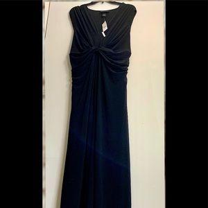 """Beautiful """"lil blk dress,""""- plus sz, ankle length"""